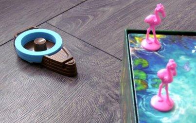 Ringo Flamingo - připravená hra