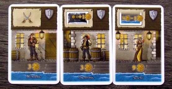 Port Royal - karty