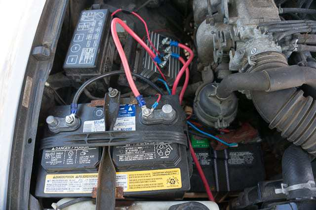 marine dual battery switch wiring diagram ba falcon speaker adding a setup for truck camping, vanlife, or other rigs