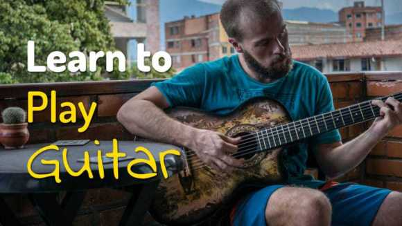 How to Learn to Play Guitar by Yourself: Teach Yourself Guitar at Home