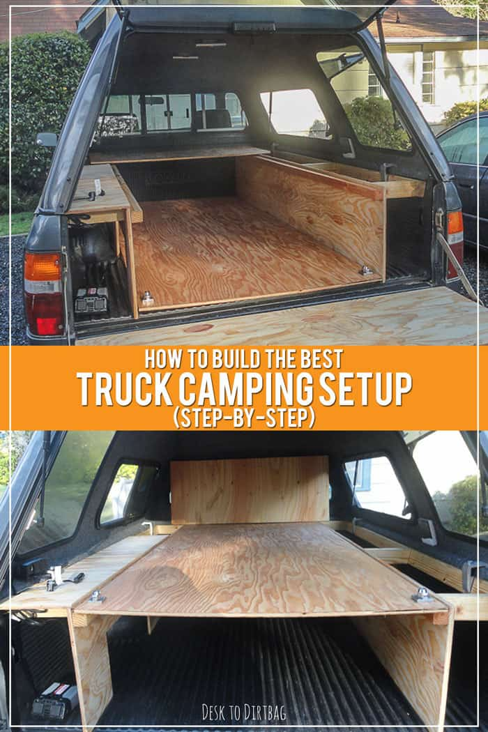 How to Build the Ultimate Truck Camper Setup: Step-by-Step