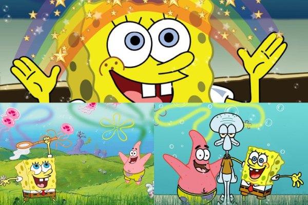 Bob Sponge Animated Wallpaper Preview