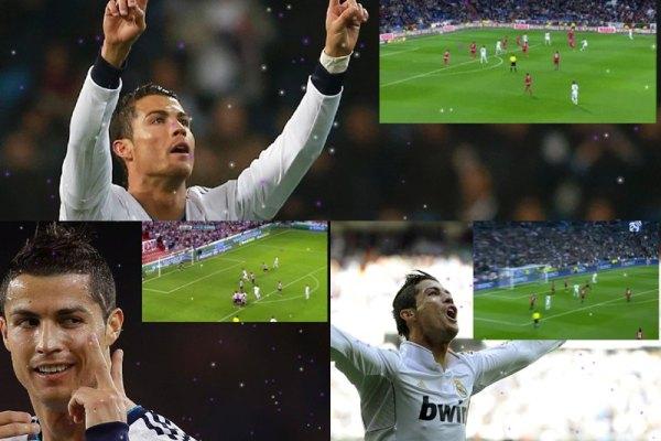 Cristiano Ronaldo Animated Wallpaper Preview