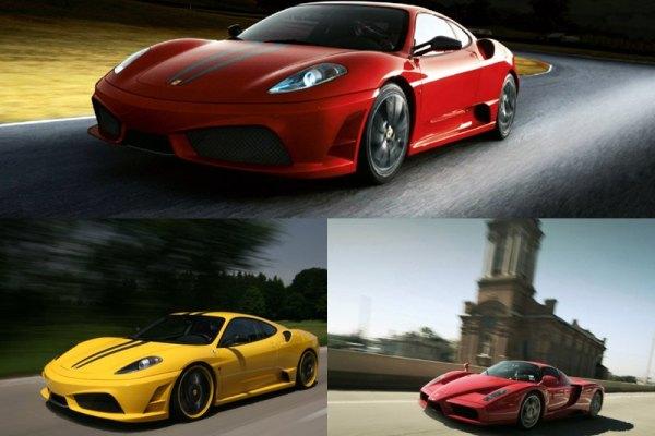 Ferrari Animated Wallpaper Preview
