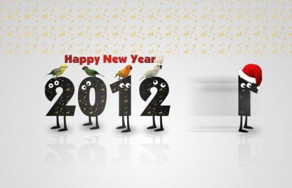 New Years Eve Animated Wallpaper Preview