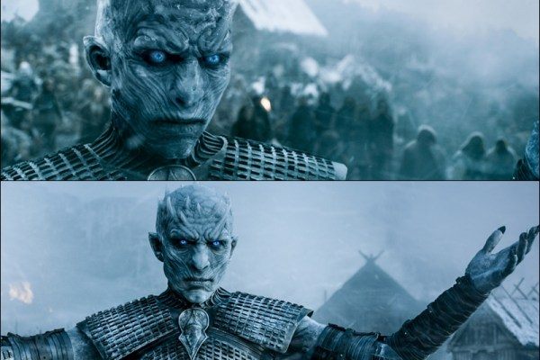 Night King Animated Wallpaper Preview