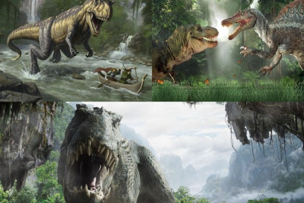 Prehistoric Monsters Animated Wallpaper Preview