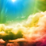 Rainbow Animated Wallpaper