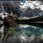Mountain Rainstorm Animated Wallpaper