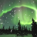 Aurora Borealis Animated Wallpaper