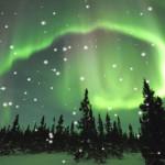 Aurora Borealis Animated Wallpaper