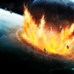 Crash Planets Animated Wallpaper