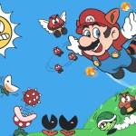 Super Mario Animated Wallpaper