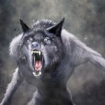 Werewolf Animated Wallpaper