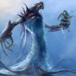 Underwater Monster Animated Wallpaper