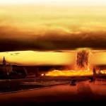 Nuclear Explosion Animated Wallpaper