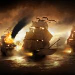 Battle Ship Animated Wallpaper