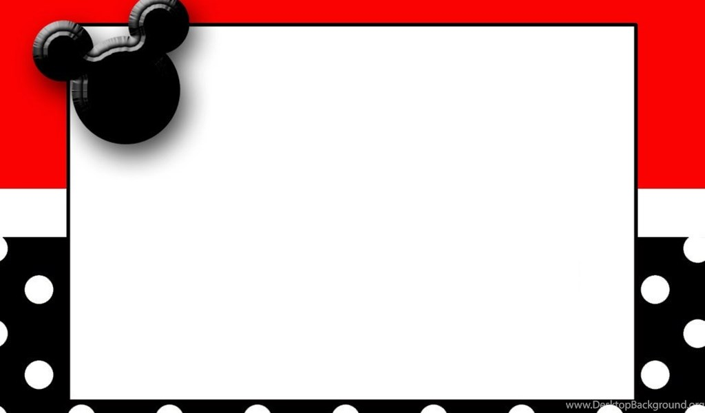 mickey mouse printable birthday cards