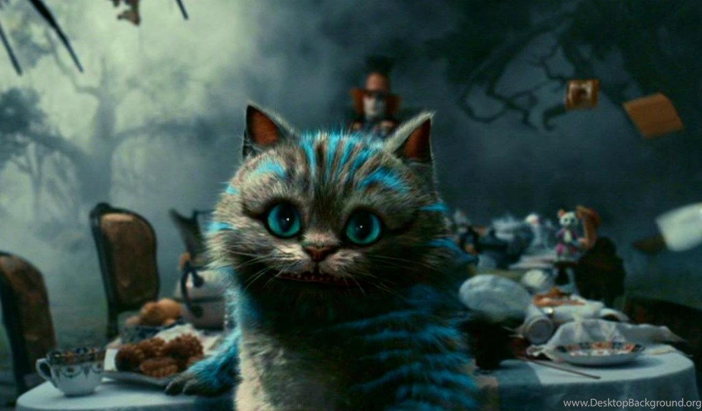 Wallpaper Quotes Iphone 4 Cheshire Cat Wallpapers Hd Desktop Background