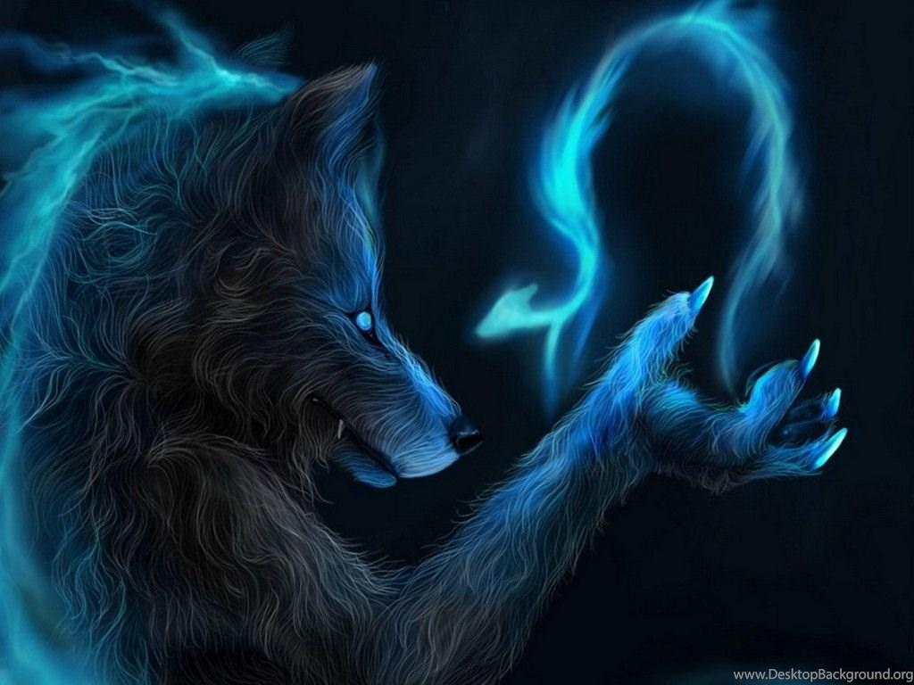 Cool Wolf Backgrounds Desktop Background