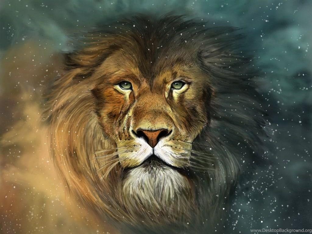 Free Ipod Wallpapers Hd Narnia Aslan Desktop Background