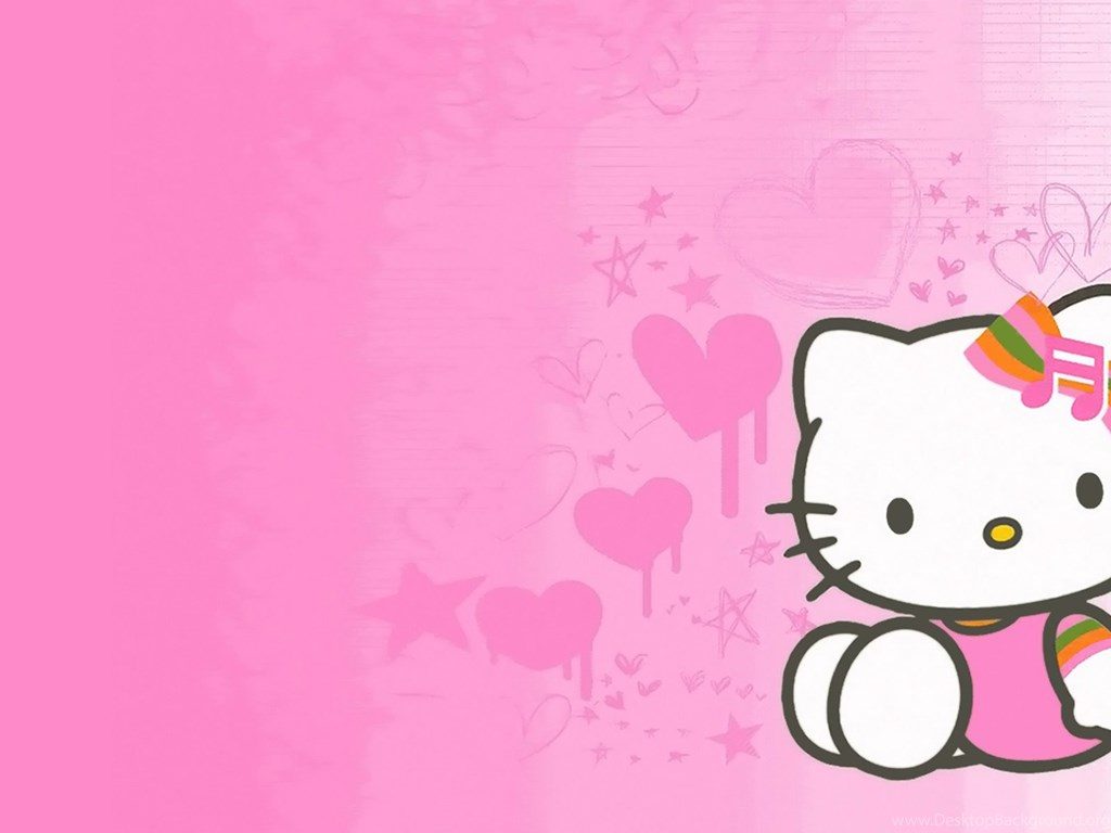 Download Purple Hello Kitty Wallpapers Desktop Backgrounds