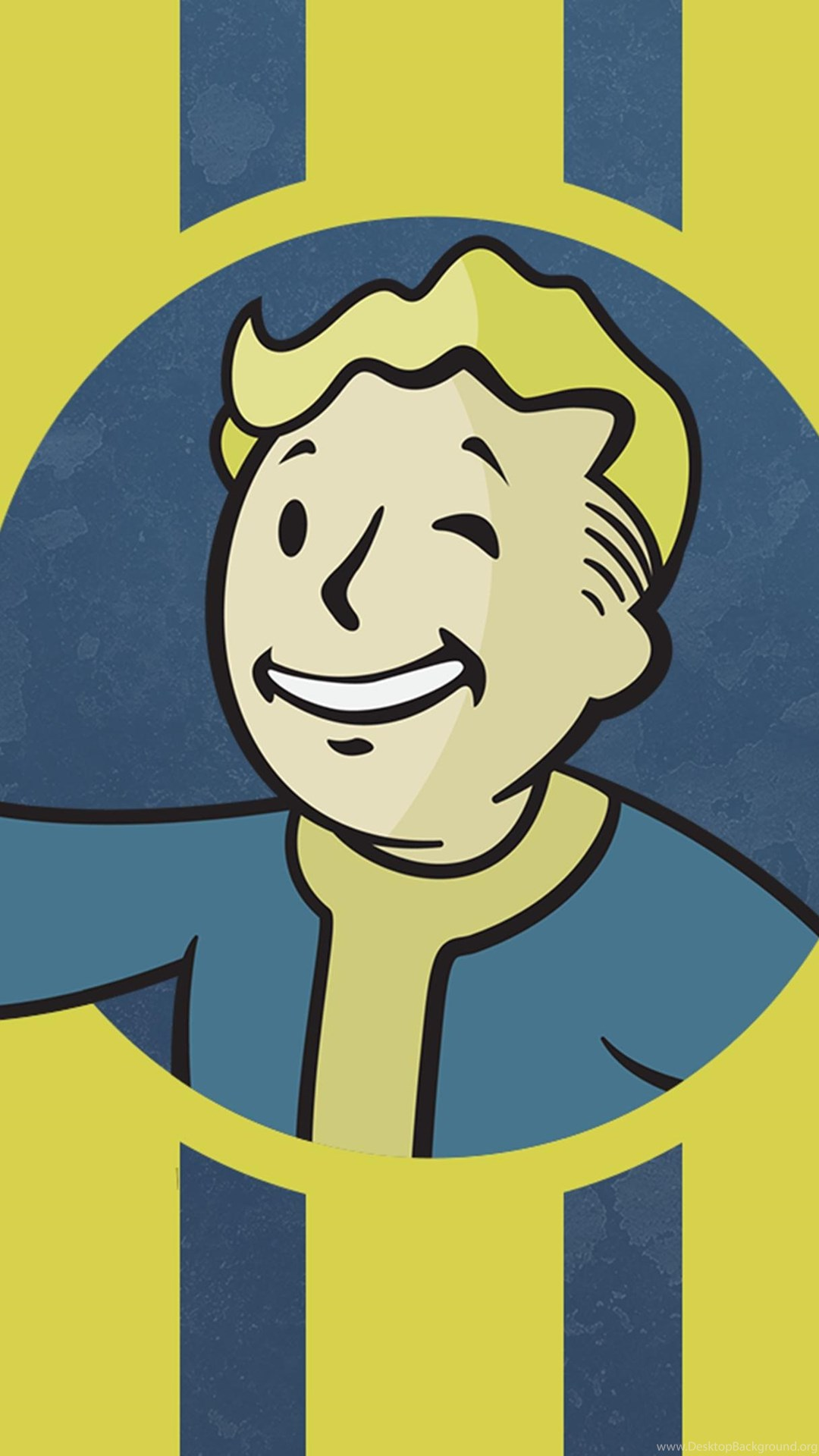 Fall Out Boy Wallpaper For Android Fallout 4 Vault Boy Wallpapers Prints One Canvas Desktop