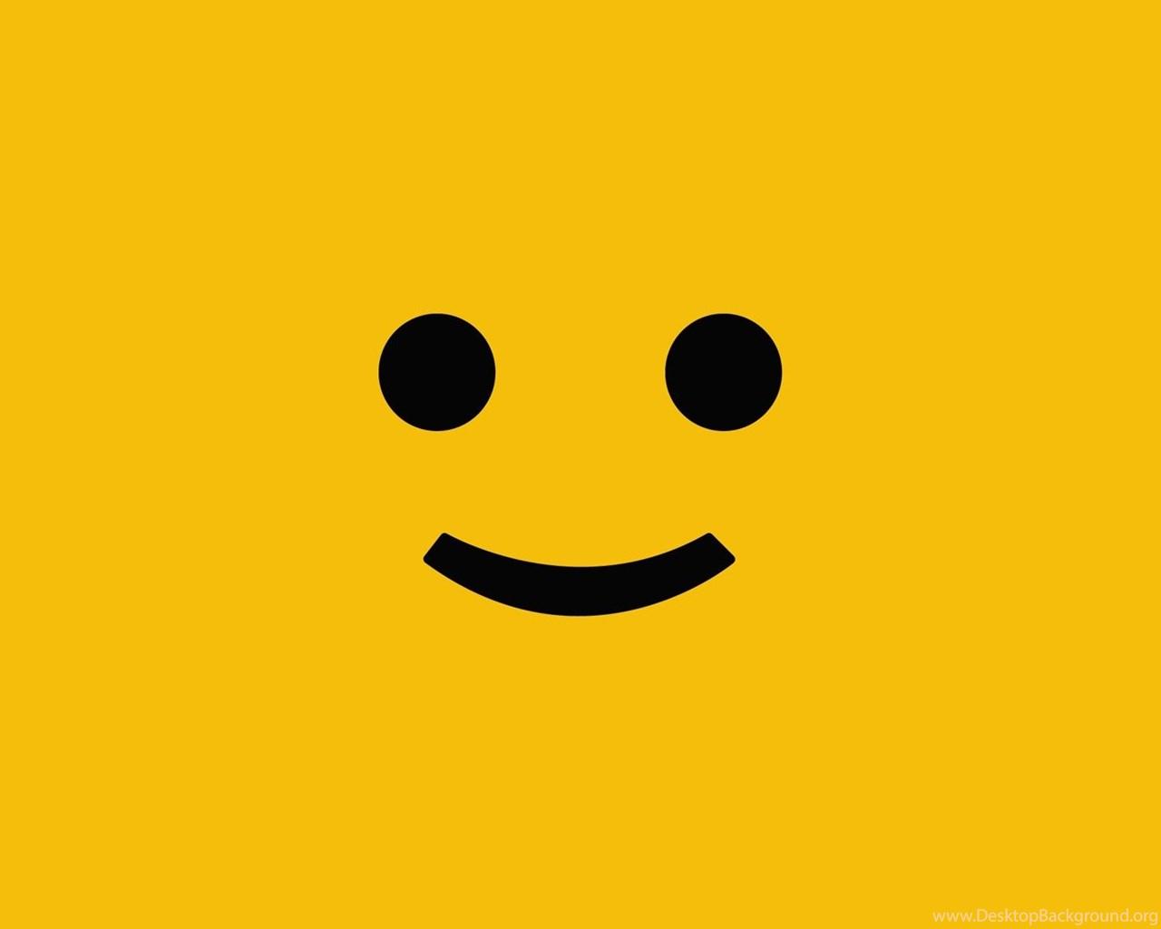 Cute desktop picture design funny smiley face wallpaper