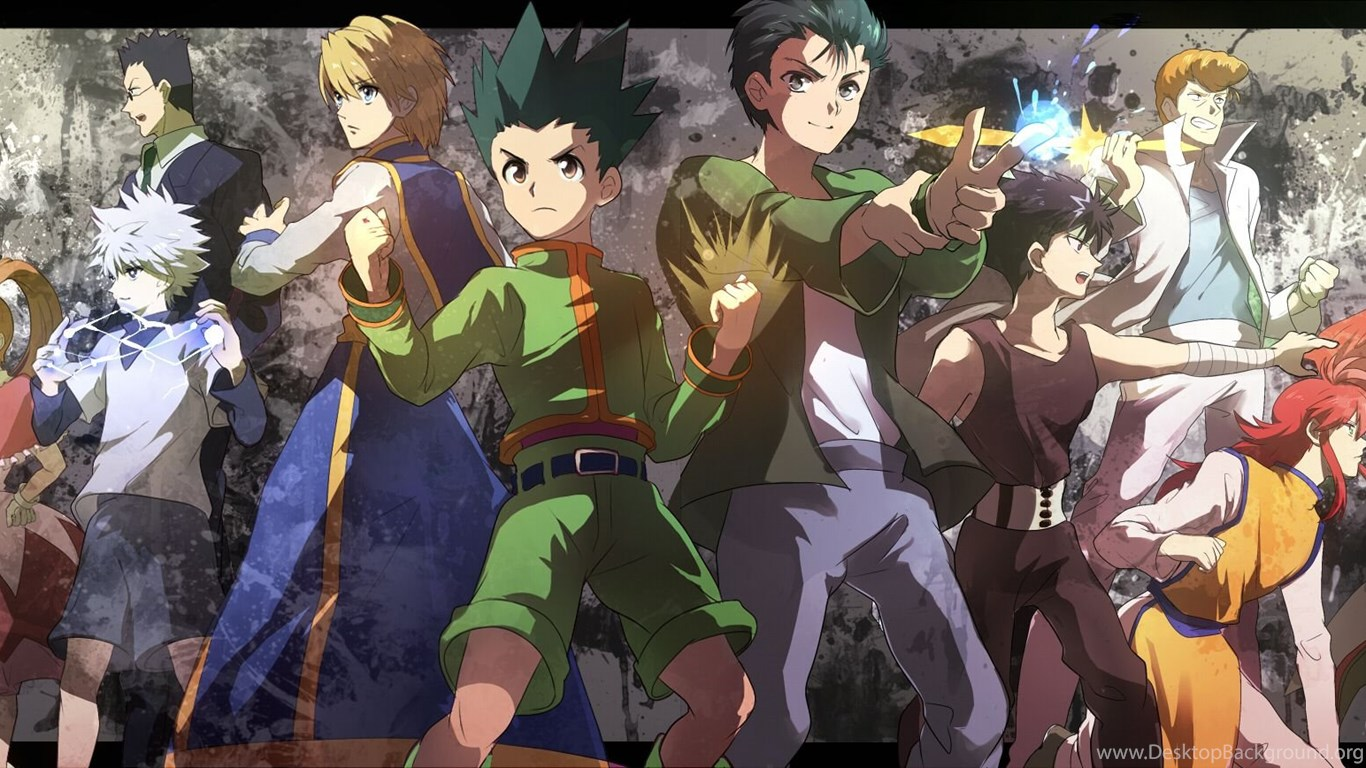You can install this wallpaper on your desktop or on your mobile phone and other gadgets that. Hunter X Hunter Anime 23 Backgrounds Wallpapers ...