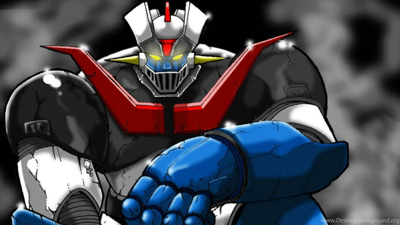Voltes V Wallpaper Hd Wallpapers Mazinger Z Hd Anime Images Manga 1600x900