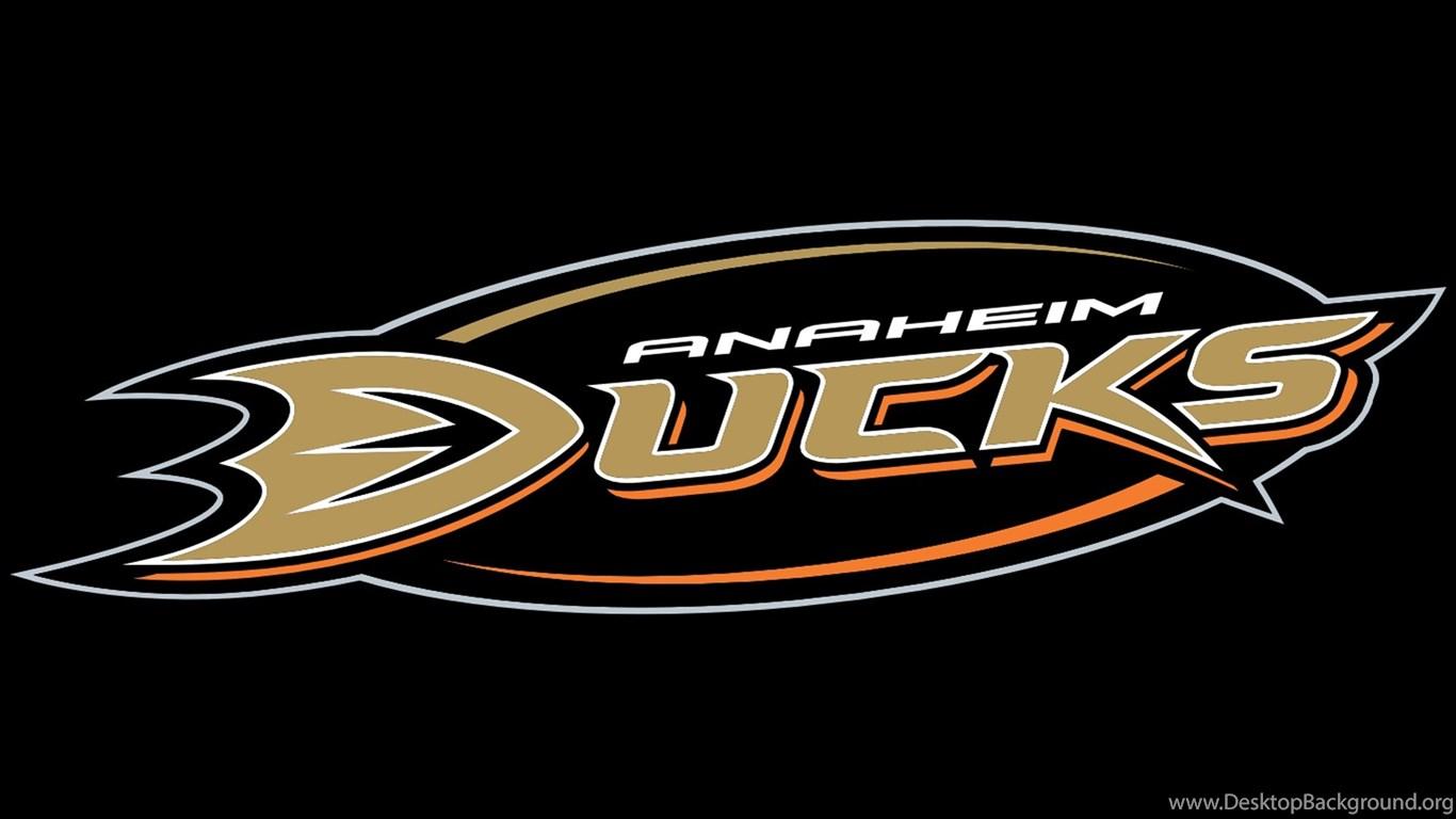 Nhl Iphone Wallpaper Nhl Anaheim Ducks Logo Team Black Wallpapers Hd Free