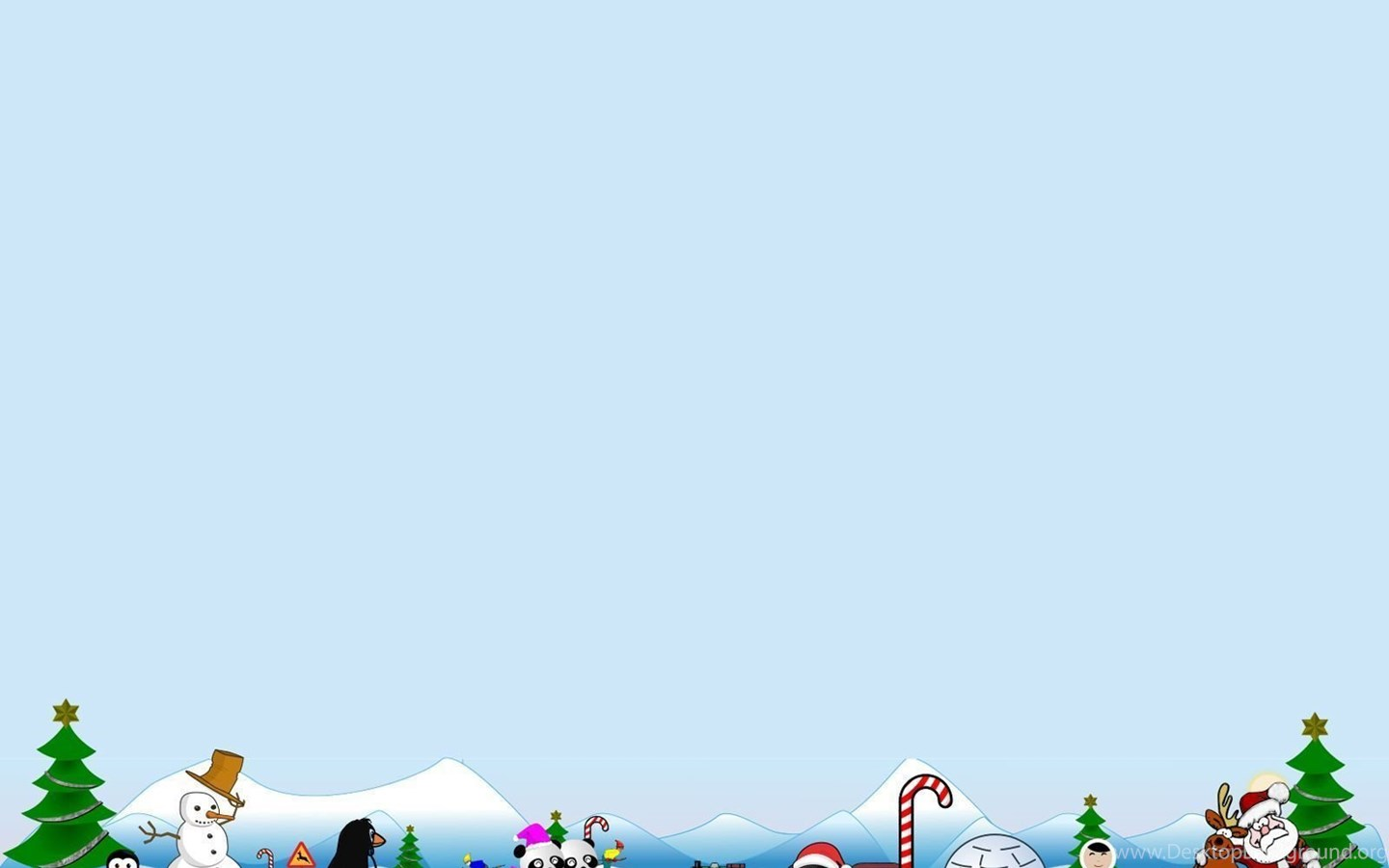 Hd Widescreen Christmas Desktop Wallpaper Artic North Pole Scene For Holidays Backgrounds Christmas