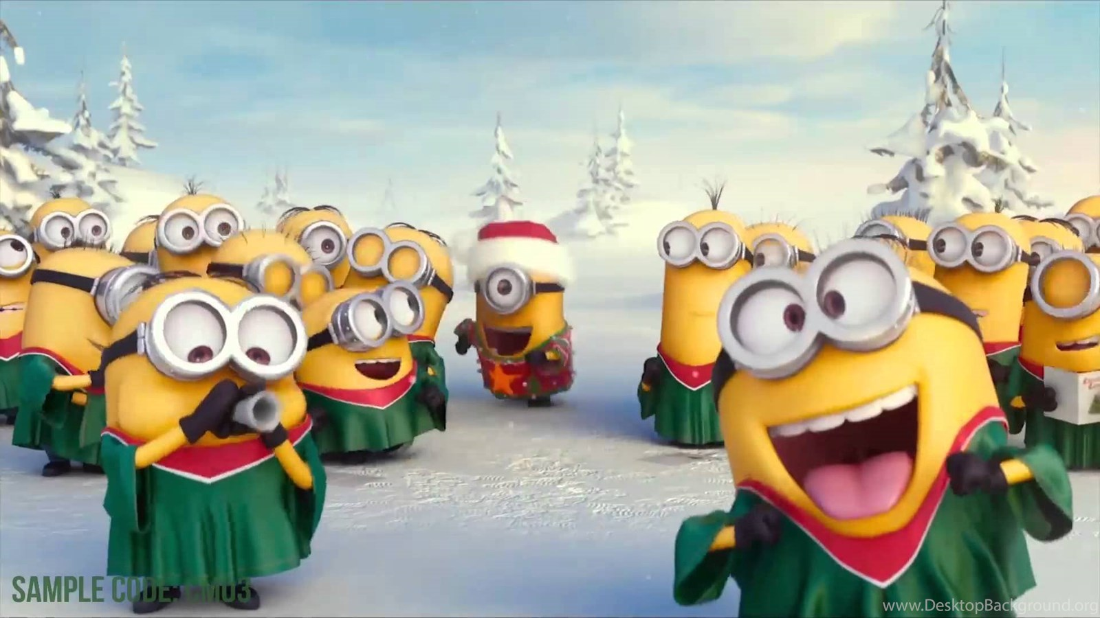 Image of: Images Merry Christmas Funny Minions Youtube Merry Christmas Happy New Year Minions Imgurl