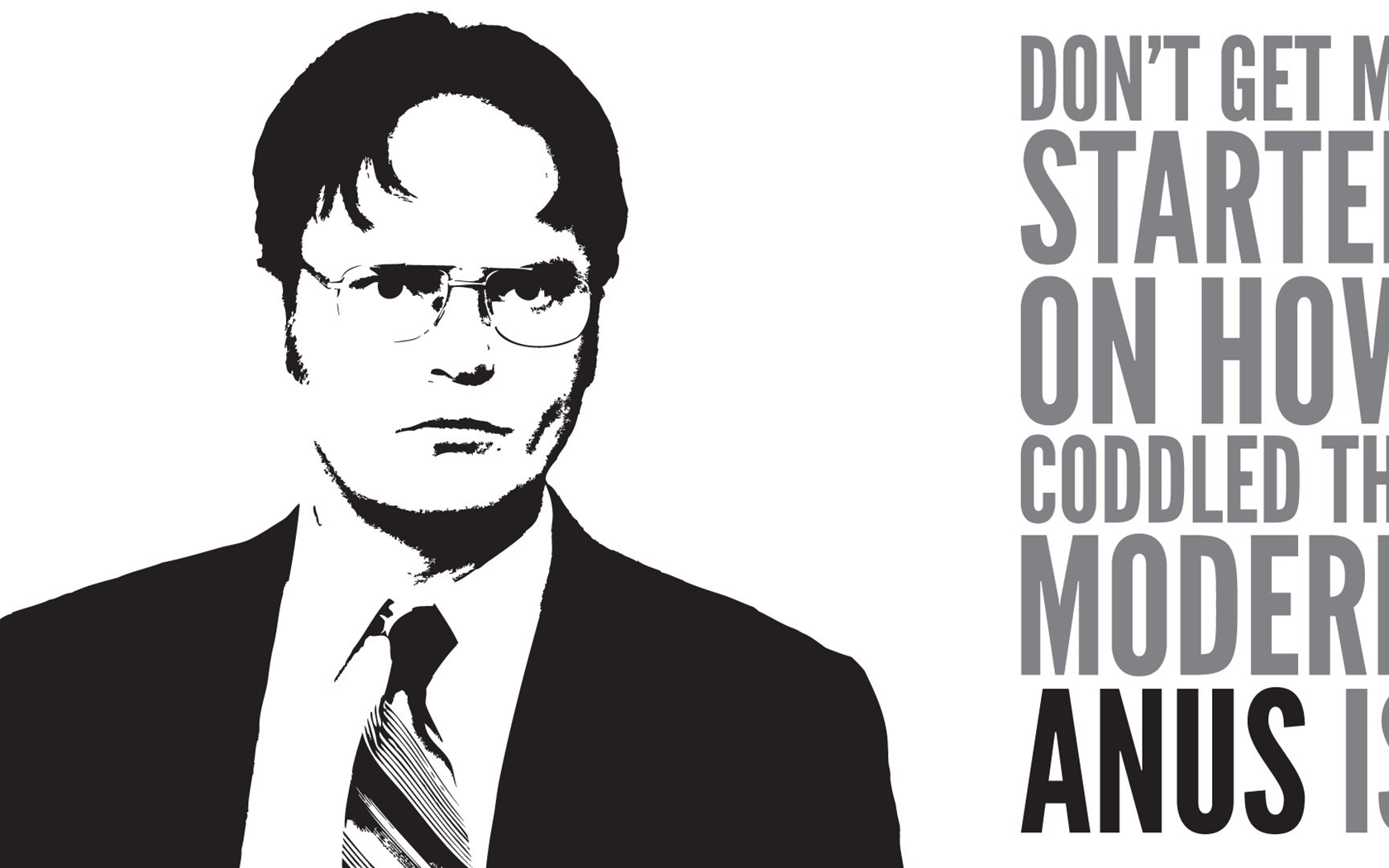 Big Size Wallpapers With Quotes The Office Quotes Wallpaper Quotesgram Desktop Background