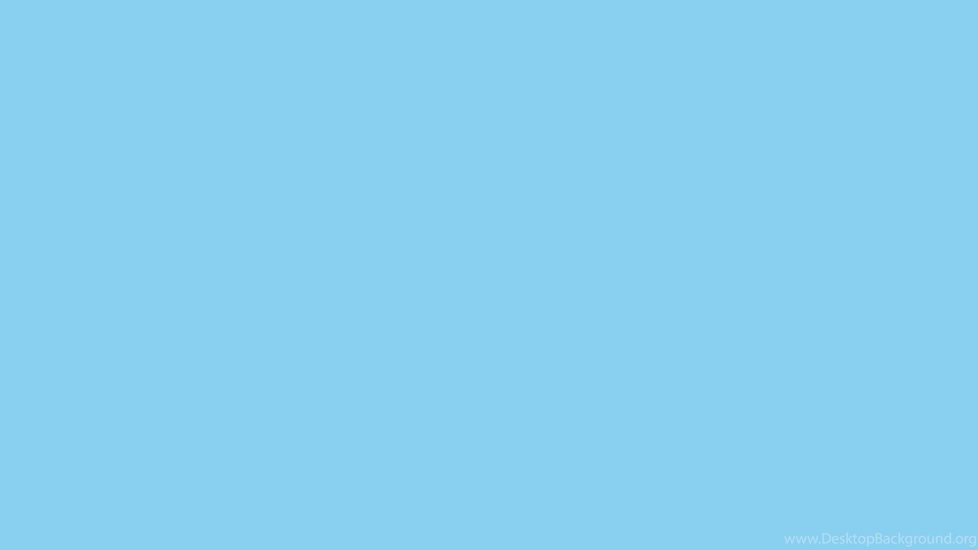 Dual Screen Wallpaper Hd 1920x1080 2560x1440 Baby Blue Solid Color Background Jpg Desktop