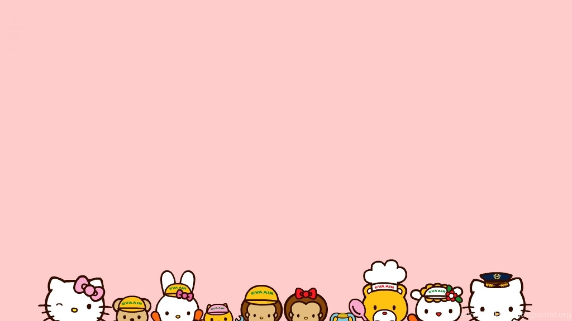 Cute Hello Kitty Wallpaper Android Sanrio Wallpapers Hd Backgrounds Download Iphones