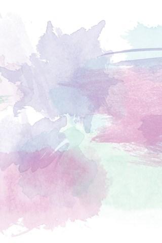 5s Quotes Wallpaper Pink Lavender Mint Watercolour Brushstrokes Desktop
