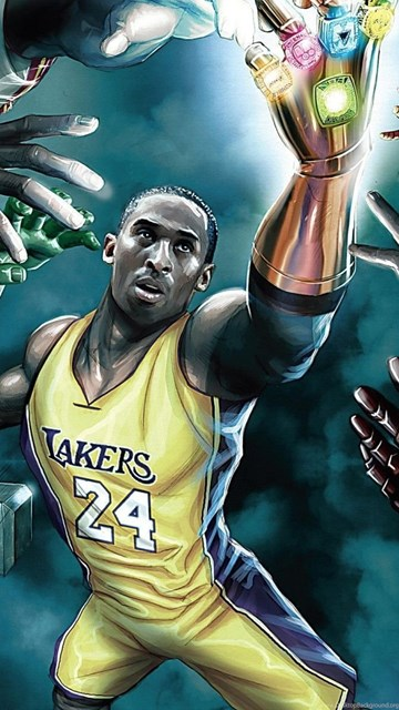 Animated Wallpaper Iphone Download Cartoons Kobe Bryant Wallpapers Desktop Background