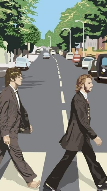 Abbey Road Wallpaper Hd Beatles Vector Abbey Road Music Image Hd Wallpapers