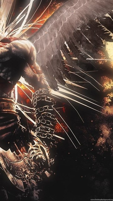 God Of War 4 Wallpaper Iphone X God Of War Ascension Angel Of Death Wallpapers And