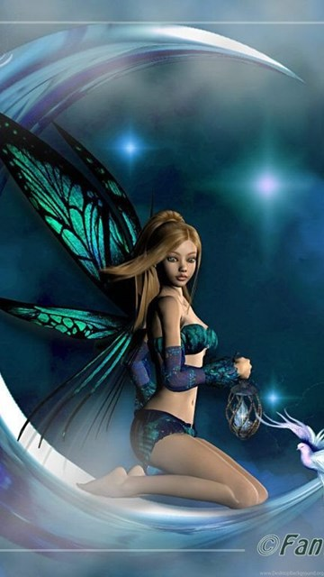Download Cute Wallpapers For Android Mobile Daniel Sierra 3d Fairy Wallpaper Cute Fairy Wallpapers