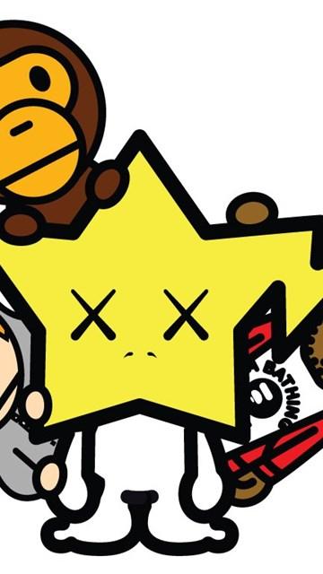 Bape Wallpaper Iphone X Wallpapers Bape Baby Milo Star Kid Ipad X 1024x768 Desktop