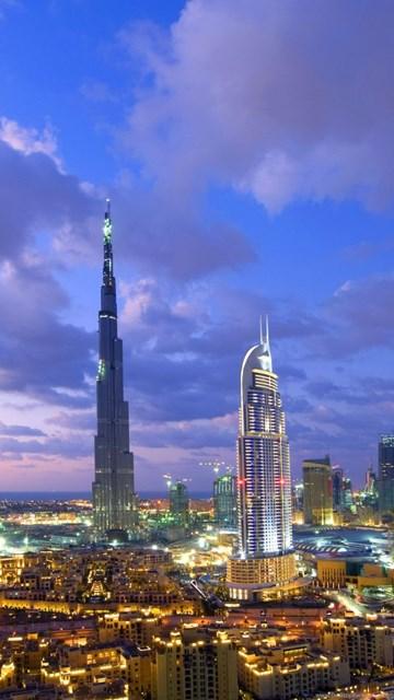 Iphone 5c Color Wallpaper Burj Khalifa Hd Desktop Backgrounds 14e Desktop Background