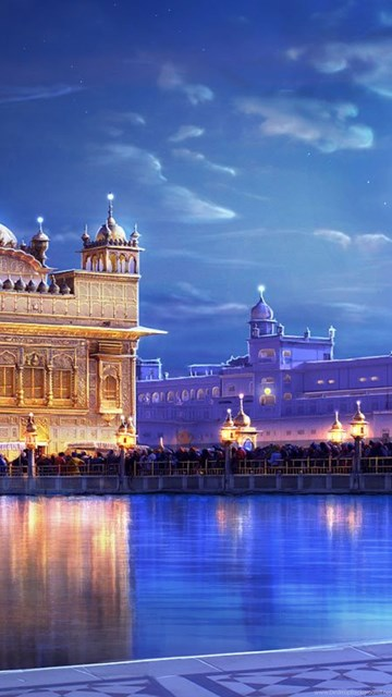 Animated Hd Wallpapers 1080p Free Download Download Free Hd Golden Temple Wallpapers Sachkhand