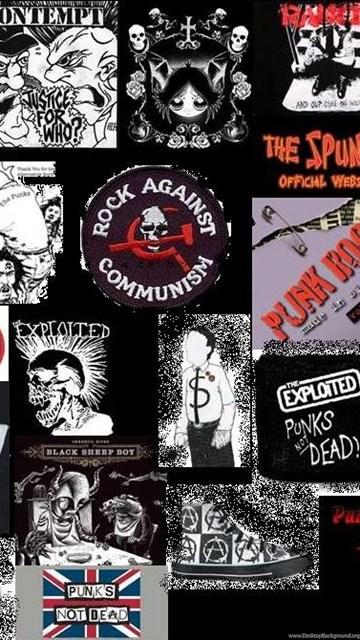 Punk Iphone Wallpaper Punk Rock Bandswallpapers Desktop Background