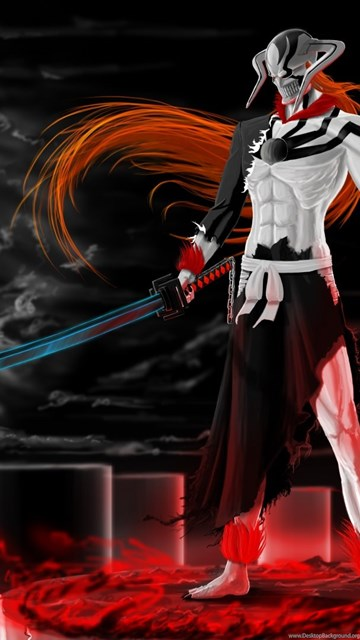 Bleach Wallpaper Hd Ichigo Vasto Lorde Bleach Hd Desktop Wallpapers