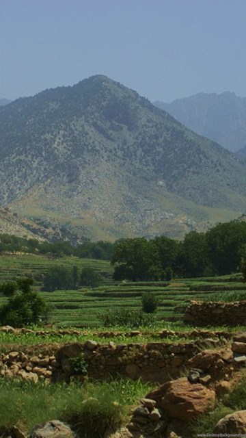 hd afghanistan mountains and