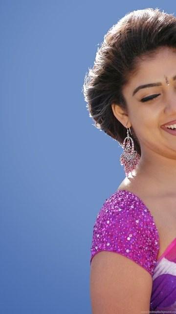 Indian Girl Wallpaper South Indian Actress Nayanthara Hot And Cute Wallpapers