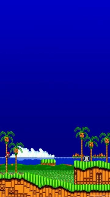 Sonic Iphone Wallpaper Sonic The Hedgehog Wallpapers Desktop Background