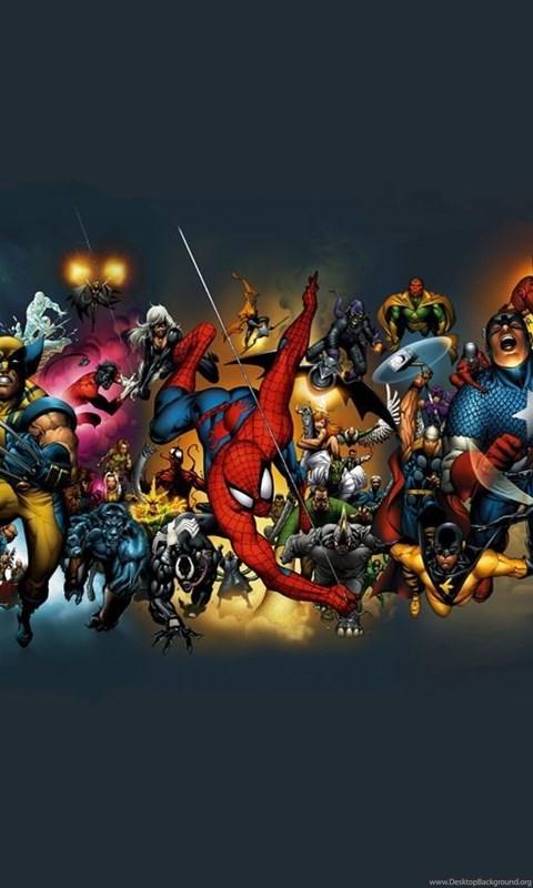 Cartoon Wallpaper Iphone X Marvel Computer Wallpapers Desktop Backgrounds Desktop